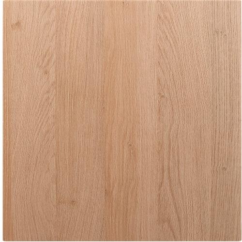 Puerta abatible para armario lucerna roble 40x40x1,9 cm