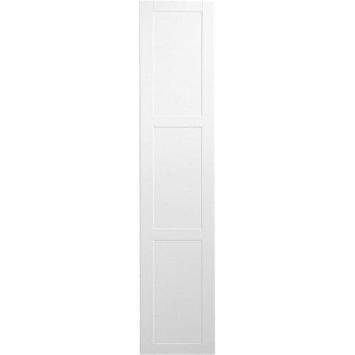 Puerta abatible para armario yakarta blanco 60x240x1,9 cm