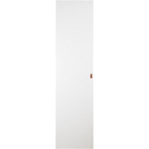 Puerta abatible para armario macao blanco 60x240x1,9 cm