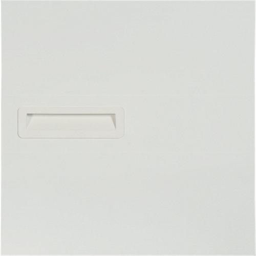 Puerta abatible para armario tokyo blanco 40x40x1,6 cm