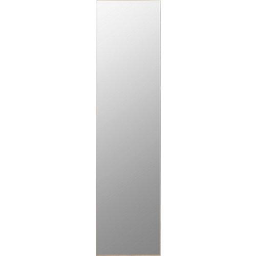 Puerta corredera de armario doha espejo 80x237x1,9 cm (anchoxaltoxgrosor)