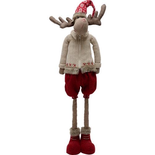 Figura navideña reno 106 cm