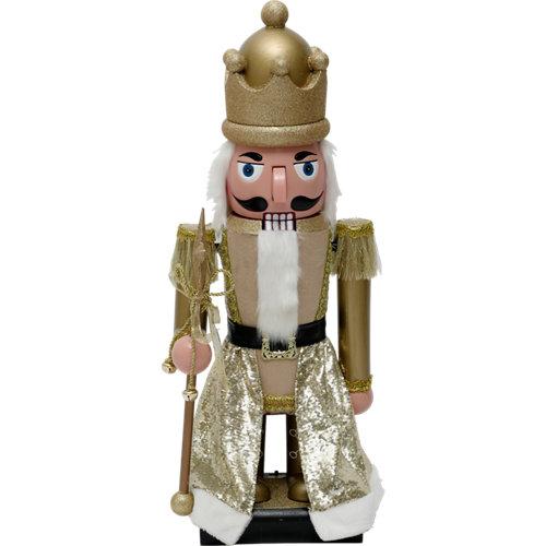 Figura de soldado de cascanueces navideño 110 cm