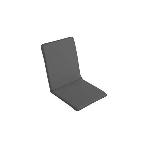 Cojín multiposición de silla alta naterial bigrey antracita