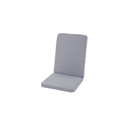 Cojín de silla exterior reciclado índigo