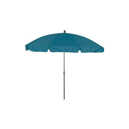 Comprar Parasol de metal naterial bigrey azul d250 cm
