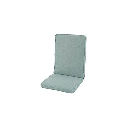 Cojín de silla exterior reciclado verde
