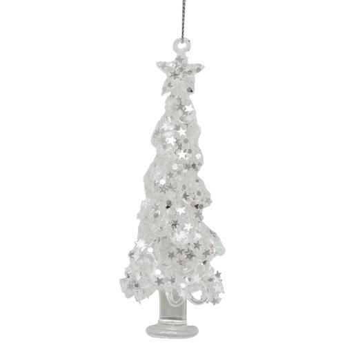 Adorno colgante navidad árbol 12 cm