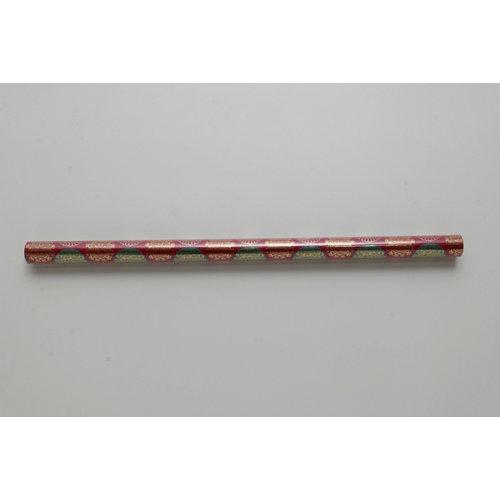 Rollo de papel de regalo 70x200 cm rojo