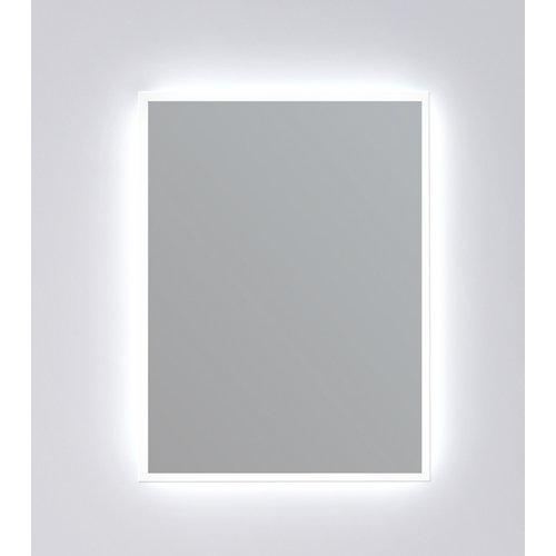 Espejo de baño con luz led nemesis 60 x 80 cm