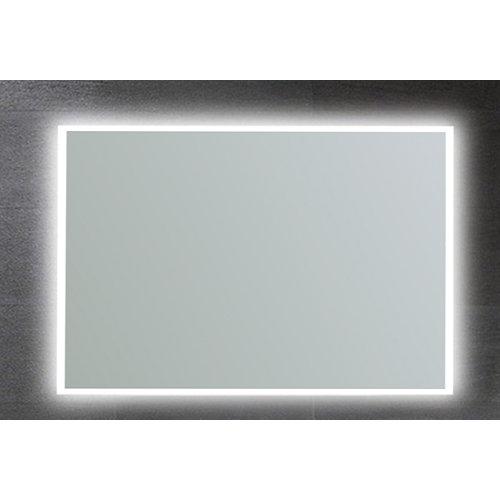 Espejo de baño con luz led nemesis 120 x 80 cm