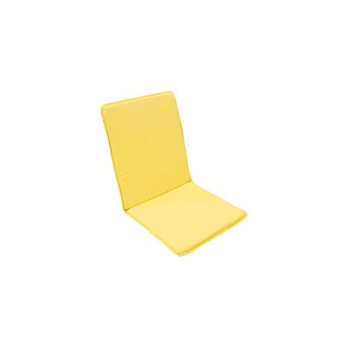 Cojín de silla exterior naterial bigrey amarillo