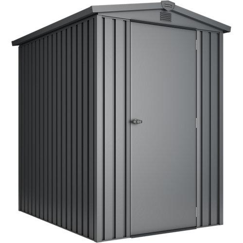 Caseta de metal malibu 2,57 m2 de 144x193x179 cm y 2.57 m2