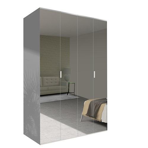 Amario spaceo home doha espejo abatible interior textil 240x160cm