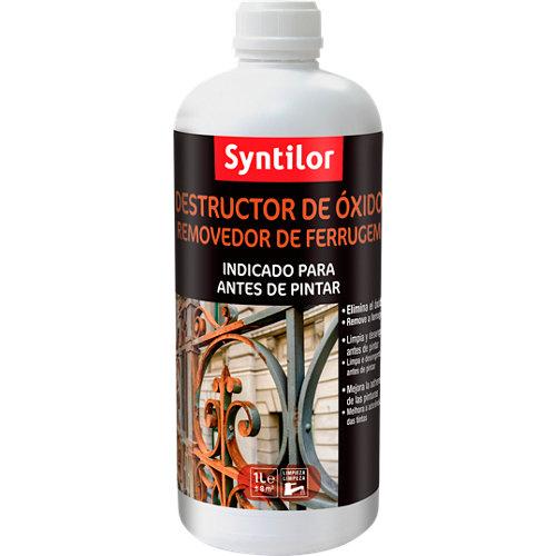Destructor de óxido syntilor 1 l