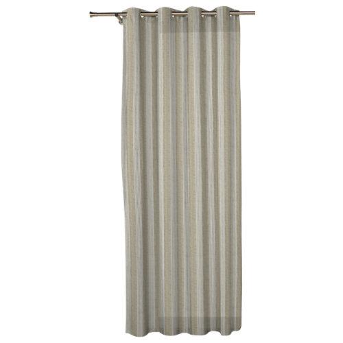 Visillos con ollaos nama lino de 270 x 140 cm