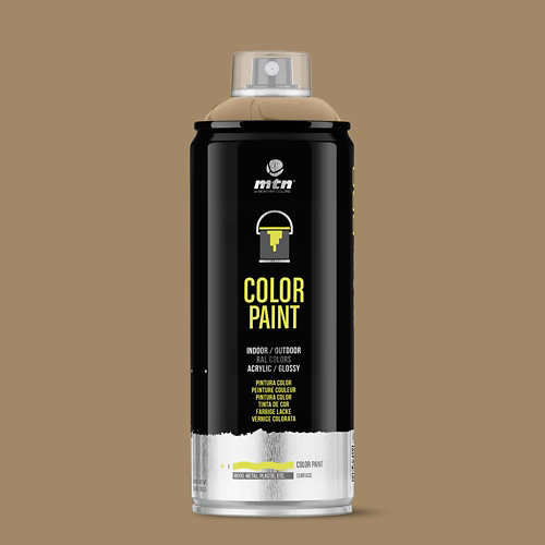 Spray pintura montana pro ral-1001 beige 400ml