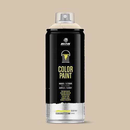 Spray pintura montana pro ral-1015 marfil claro 400ml
