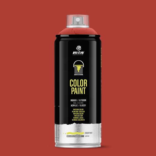 Spray pintura montana pro ral-3004 rojo púrpura 400ml