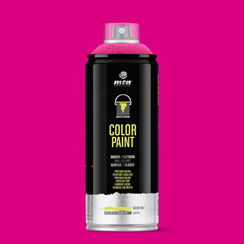 Spray pintura montana pro ral-4010 magenta tele 400ml