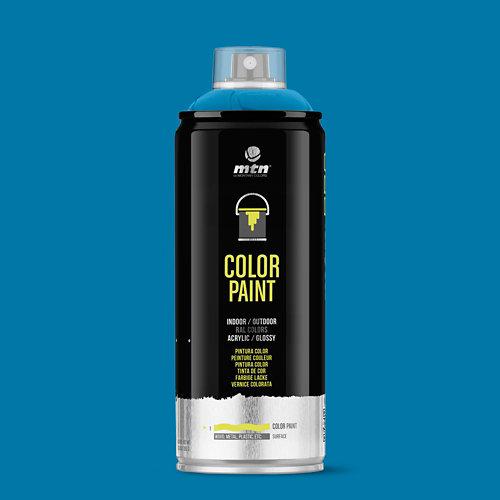 Spray pintura montana pro ral-5015 azul celeste 400ml
