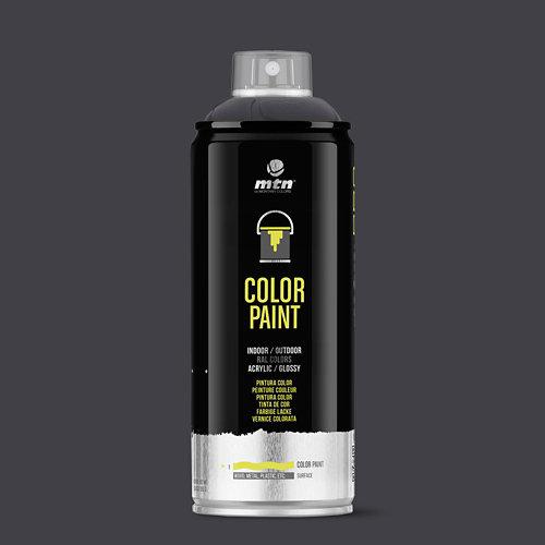 Spray pintura montana pro ral-7012 gris basalto 400ml