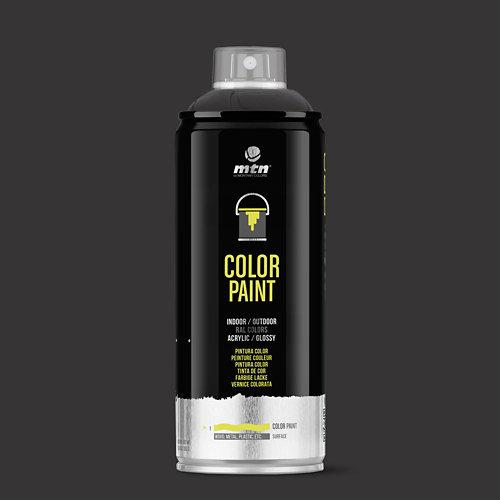 Spray pintura montana pro ral-7016 gris antracita 400ml