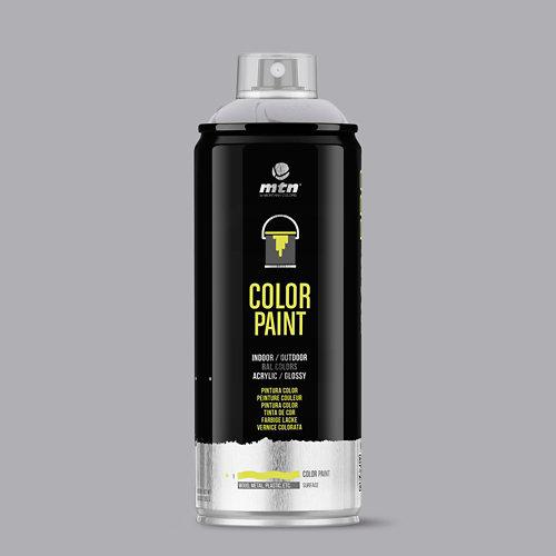 Spray pintura montana pro ral-7035 gris luminoso 400ml