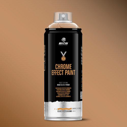 Spray pintura montana pro cobre cromado 400ml