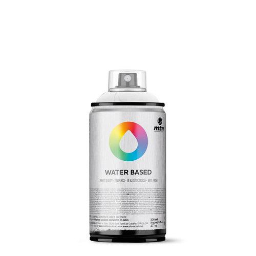 Spray pintura montana wb 300 titanium white 300ml