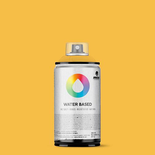 Spray pintura montana wb 300 azo yellow deep 300ml