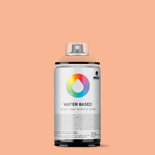Spray pintura montana wb 300 azo orange pale 300ml