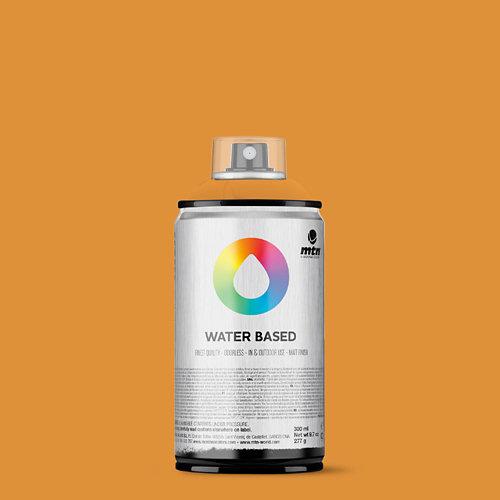 Spray pintura montana wb 300 azo orange light 300ml