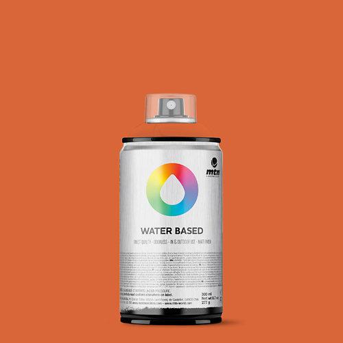 Spray pintura montana wb 300 azo orange 300ml
