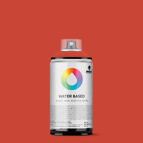 Spray pintura montana wb 300 azo orange deep 300ml