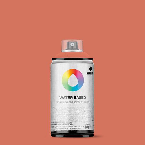 Spray pintura montana wb 300 cadmium red light 300ml
