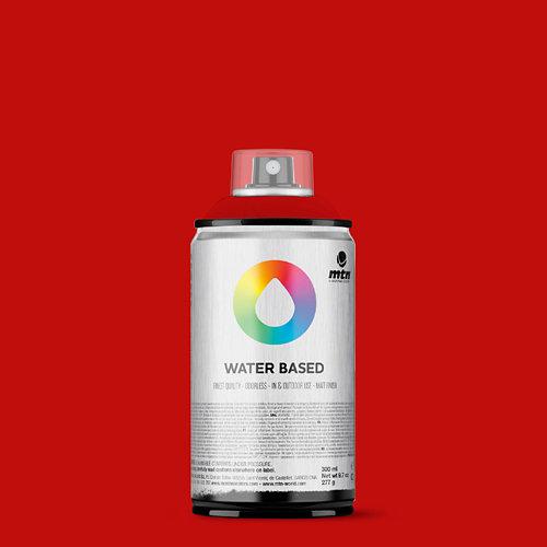 Spray pintura montana wb 300 naphthon red deep 300ml