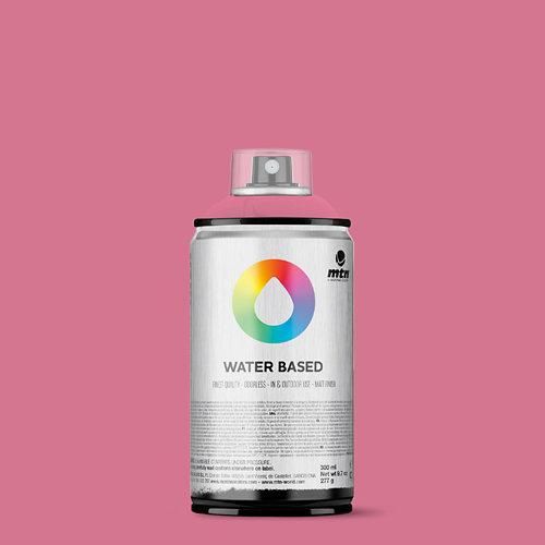 Spray pintura montana wb 300 quinacridone rose 300ml