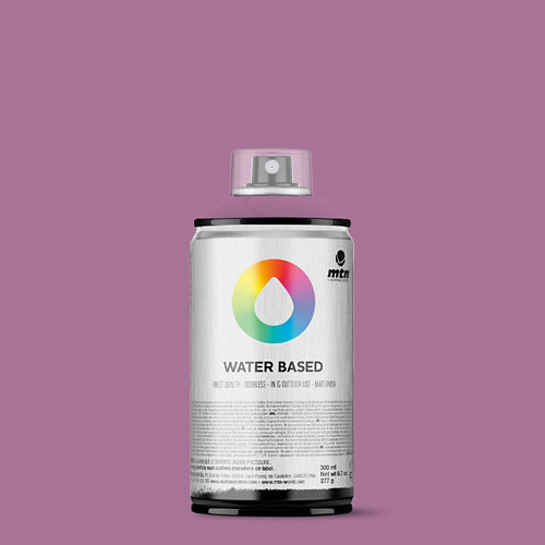 Spray pintura montana wb 300 blue violet light 300ml