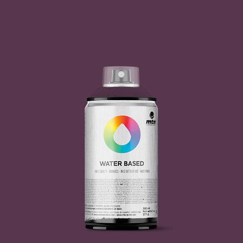 Spray pintura montana wb 300 blue violet dark 300ml