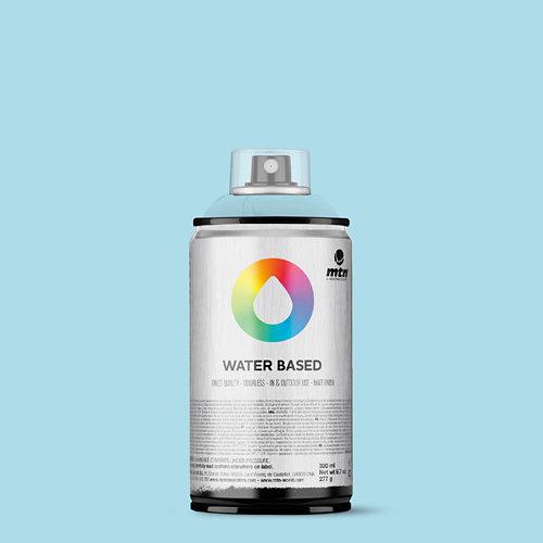 Spray pintura montana wb 300 phthalo blue pale 300ml