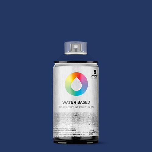 Spray pintura montana wb 300 ultramarine blue deep 300ml
