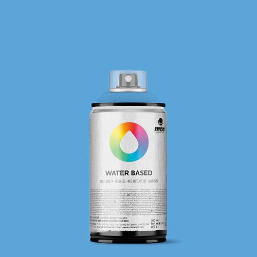 Spray pintura montana wb 300 primary blue pale 300ml