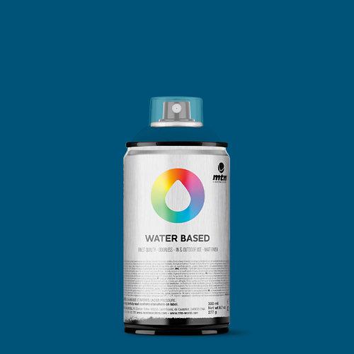 Spray pintura montana wb 300 blue green dark 300ml