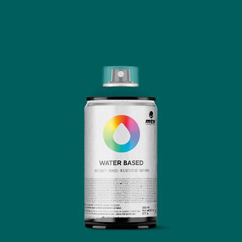 Spray pintura montana wb 300 emeral green deep 300ml