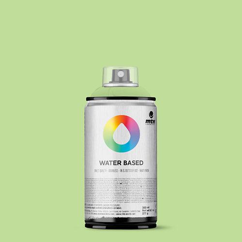Spray pintura montana wb 300 phathalo green light 300ml