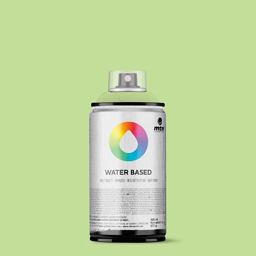 Spray pintura montana wb 300 brilliant light green 300ml