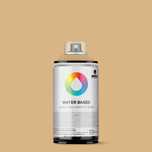 Spray pintura montana wb 300 naples yellow deep 300ml