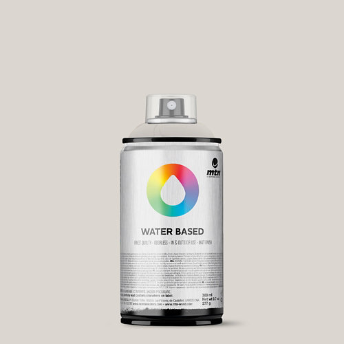 Spray pintura montana wb 300 warm grey pale 300ml