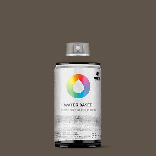 Spray pintura montana wb 300 burnt umber 300ml